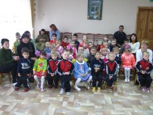 Посещение Детского дома
