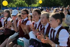 Благотворительный фонд «АБС Электро» поддерживает лучших учеников Гимназии №5(3)