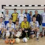 ФК «Динамо-Чебоксары» — чемпион Чувашии по мини-футболу — 2014