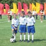 ФК «Динамо-Чебоксары» на открытии стадиона «Труд» — 2011