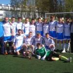 ФК «Динамо-Чебоксары» — победитель Суперкубка Чувашской Республики — 2013