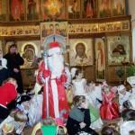 Новый год в Алатырской воскресной школе — 2008
