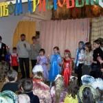 Новый год в Алатырской воскресной школе — 2008 (2)
