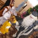 Новый год в Доме ребенка «Малютка» — 2010