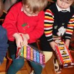 Новый год в Доме ребенка «Малютка» — 2012