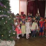 Новый год в Кугесьской специальной (коррекционной) общеобразовательной школе-интернате — 2013