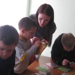 Пасхальный урок в Чебоксарском детском доме — 2013 (2)