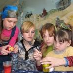 Пасхальный урок в Кугесьской специальной (коррекционной) общеобразовательной школе-интернате — 2009