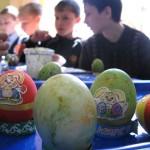 Пасхальный урок в Кугесьской специальной (коррекционной) общеобразовательной школе-интернате — 2009 (2)