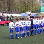 Подписание соглашения о сотрудничестве с ВФСО «Динамо» — 2009