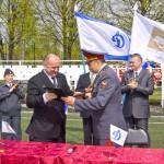Подписание соглашения о сотрудничестве с ВФСО «Динамо» — 2009 (3)