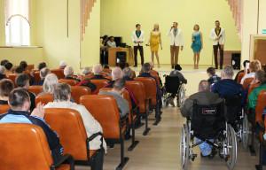 Визит делегации Благотворительного фонда «АБС Электро» в Психоневрологический интернат № 34